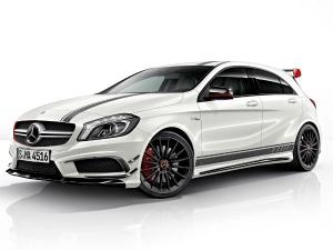 Next-Gen Mercedes-Benz A-Class Could 'Go Green'