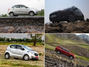 Best Ground Clearance Cars And SUVs