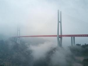 World's Highest Bridge Opens In China, Costs 100 Billion Yuan