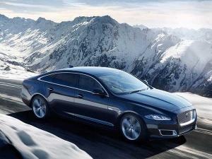 Jaguar's Electric Sedan Might Be XJ Successor