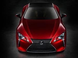 Lexus LC500/LC500h Will Get Bridgestone RFT Tyres