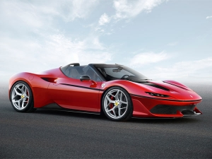 Ferrari's New J50 Is The Ultimate Targa Top That You Can Never Afford