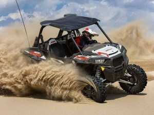 Polaris India All Geared Up For The Third Edition Of Ultimate Desert Offroad 2016