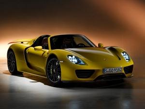 Porsche 918 Spyder Recalled Over Suspension Issue