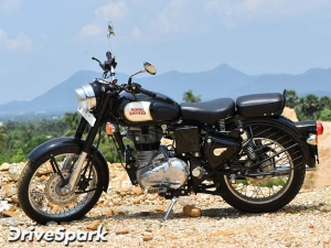 Royal Enfield Cruises On Despite Demonetisation