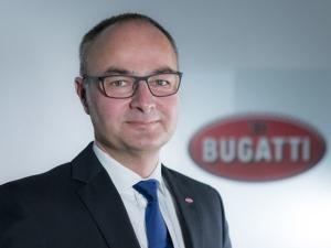 Bugatti Appoints Stefan Ellrott To Replace Willi Netuschil As Head Of Development