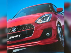 2017 Maruti Suzuki Swift Brochure Leaked — Here Is What India Can Expect!