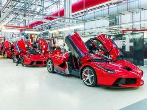 Takata Airbag Recall: McLarens And Ferraris Affected