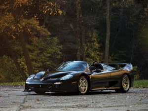 Extremely Rare Ferrari Heads To Auction Block — One Of Just Four Ever Made