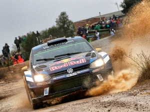 WRC Organisers Confirms Broadcast Deal With Red Bull