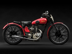 This Motorcycle Is A Piece of Forgotten Ferrari History And It Could Be Yours
