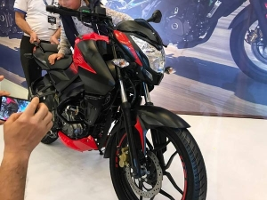 Bajaj To Launch Pulsar 160NS In India Soon; Features ABS And Oil-Cooling
