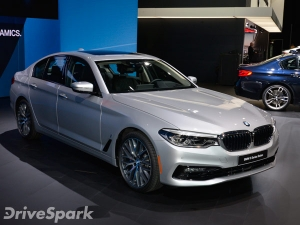 2017 Detroit Auto Show: All-New BMW 5 Series Revealed [41 Images]