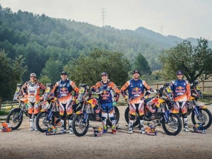 Dakar 2017: KTM Factory Riders Are Ready To Take On The Challenge