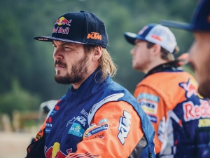2016 Dakar Champion Toby Price Crashes; Out Of Race