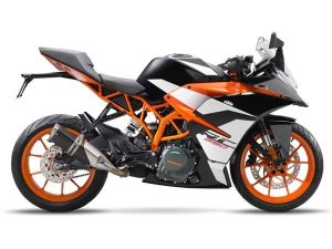 2017 KTM RC390 And RC200 Brochure Leaked Ahead Of Launch