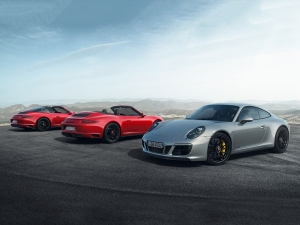 2017 Porsche 911 GTS Revealed With New Engine And More Models