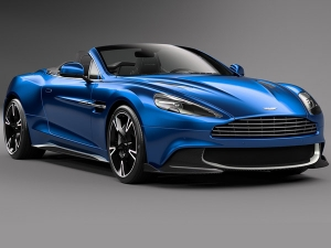 Aston Martin Vanquish S Volante Revealed — Gorgeous Goodbye To The Naturally Aspirated V12