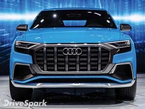 2017 Detroit Auto Show: Audi Q8 Concept Revealed [26 Images]