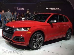 2017 Detroit Auto Show: Audi SQ5 Revealed [12 Images]
