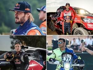Two Big Names Exit Dakar 2017 — Nasser Al-Attiyah And Carlos Sainz