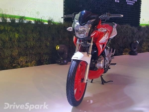 Hero Xtreme 200S To Be Launched Soon In India — Is It A Bajaj Pulsar 200NS Rival?