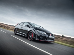 Honda Civic Type R Black Edition Launched