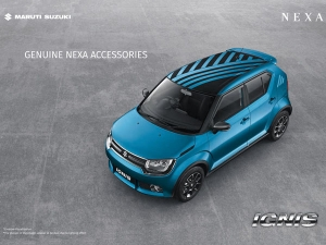 Maruti Suzuki Ignis Accessories List — Stand Out From The Crowd!