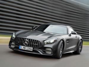 2017 Detroit Auto Show: Mercedes-AMG GT C Coupe Revealed