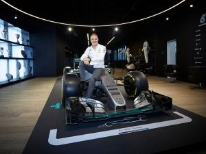 Formula 1: Mercedes Confirm Teammate For Lewis Hamilton