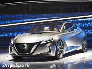 2017 Detroit Auto Show: Nissan Vmotion 2.0 Concept Revealed [42 Images]