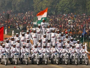 'Shwet Ashwa' Will Use TVS Apache RTR Along With Royal Enfield For Republic Day Show