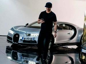 Has Cristiano Ronaldo Bought The Bugatti Chiron?