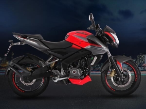 2017 Bajaj Pulsar 200NS Launched With BS-IV Engine; Priced At Rs 96,453