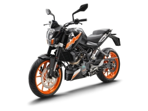 2017 KTM Duke 200 Launched In India; Priced At Rs 1.43 Lakh