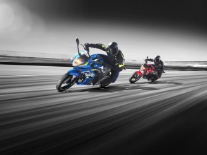 Suzuki Launches 2017 Gixxer, Gixxer SF And Access 125 With BS-IV Compliant Engine
