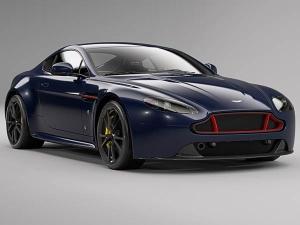 Aston Martin Vantage S Red Bull Racing Edition Revealed