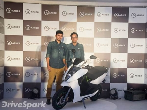 Ather Energy Electric Scooter Launch Delayed — Reasons Revealed