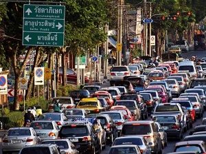 Top 10 Cities With The Worst Traffic Jams During Rush Hour In 2017