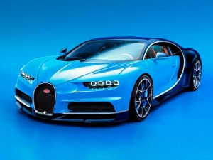 Bugatti Chiron To Do 0-400-0 KM/H In Under 60 Seconds