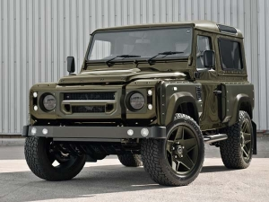 Chelsea Truck Company Reveals Land Rover Defender 'The End Edition'