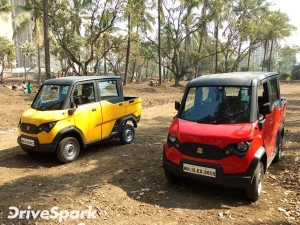 A Day With The Multix — India's First Personal Utility Vehicle