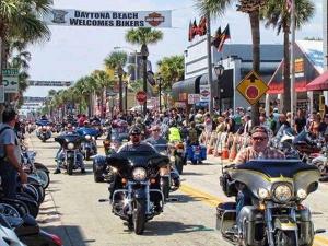 Harley-Davidson Set To Go Headbanging At Daytona Bike Week