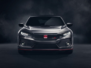 Manic Honda Civic Type R To Debut At Geneva In Production Guise