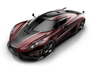 Bewitching Koenigsegg Regera Red Carbon Is Power Personified