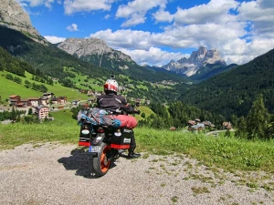 The Most Epic Road Trip On A KTM 390 Duke — From India To The Isle Of Man