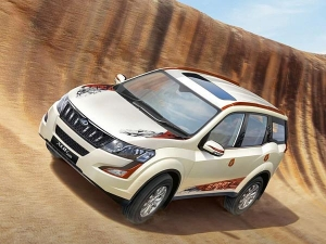 Mahindra XUV500 Sportz — Limited Edition Variant Launched In India