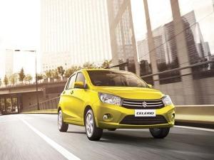 Rumor! Maruti Suzuki Celerio Diesel Variant Discontinued