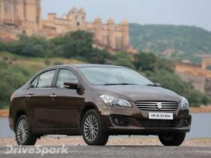 Maruti Suzuki Ciaz Facelift India Launch By April 2017