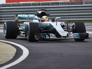 Mercedes Reveal 2017 W08 EQ Power+ F1 Title Defender — Hammer Time Once Again?